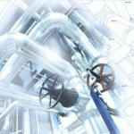 Empresa de engenharia tubulação
