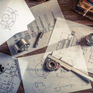 Empresa de engenharia e projetos
