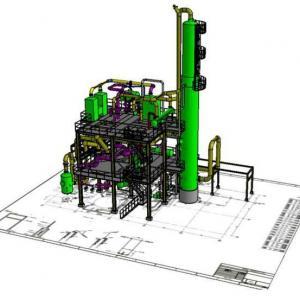 Empresas de projetos de tubulação industrial