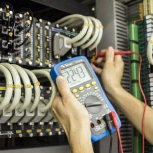 Prestação de serviços de engenharia elétrica